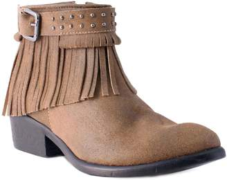 NOMAD Leather Ankle Boots - Janis