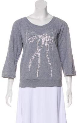See by Chloe Sequin Embellished Sweatshirt