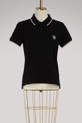 Kenzo Tiger cotton polo shirt
