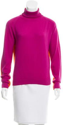 Paul Smith Colorblock Wool Sweater $75 thestylecure.com