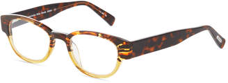 Eyebobs Rita Two-Tone Oval Readers, +1.5