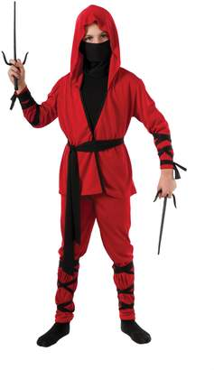 Rubie's Costume Co Rubie's Costumes Kids Ninja Lord Costume