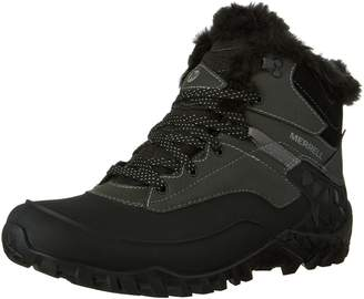 Merrell Women's Fluorecein Shell 6 Waterproof Ankle Boot