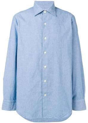 fdfef056336 Finamore 1925 Napoli classic plain shirt