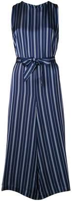 YMC striped culotte jumpsuit