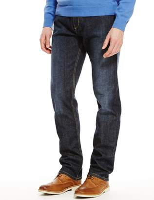 Marks and Spencer Big & Tall Regular Fit Stretch Jeans
