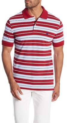 Brooks Brothers Stripe Slim Fit Performance Polo