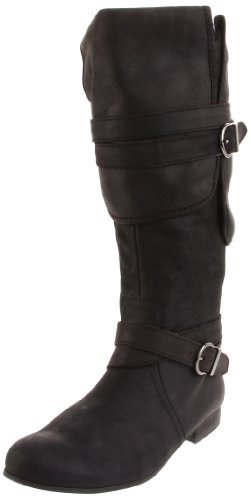 Naughty Monkey Women's 8th Avenue Flat Boot