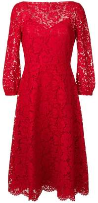 Valentino brocade dress