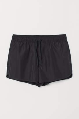 H&M Short Swim Shorts - Black
