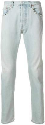 Valentino Rockstud skinny jeans