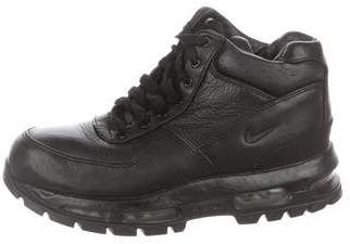 Nike Boys' Goadome Leather Boots