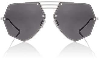 Smoke x Mirrors Women's Geo VIII Sunglasses