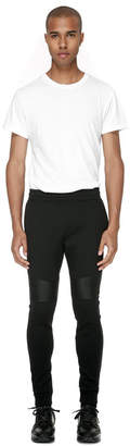 Mackage CONRAD LEATHER AND KNIT LOUNGE PANTS