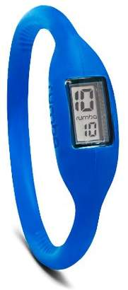 RumbaTime Unisex 12375 Original Olympic Small Classic Digital Bangle Watch