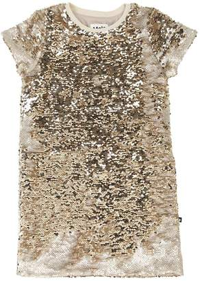 Molo Sequined Party Dress