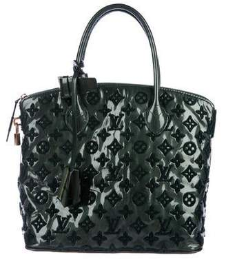 Louis Vuitton Monogram Fascination Lockit Tote