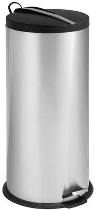 Honey-Can-Do 30L Round Step Trash Can