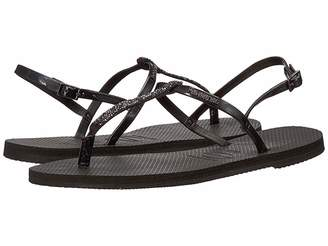 Havaianas You Riviera Crystal Sandals