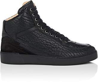 Paul Andrew MEN'S MORPHEUS LEATHER & SUEDE SNEAKERS