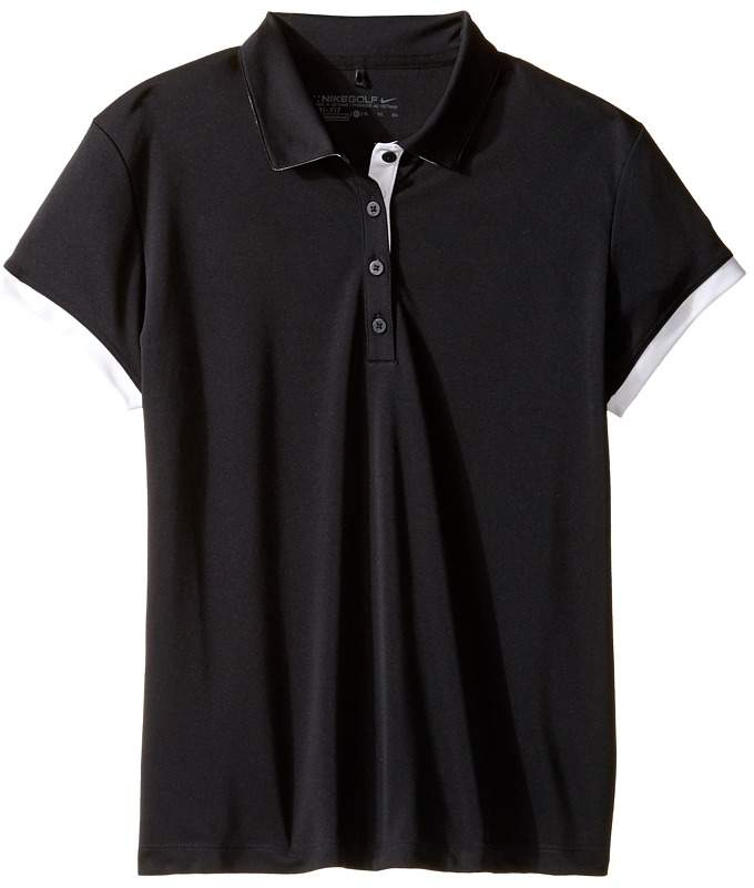 Nike Kids - Victory Polo Girl's Short Sleeve Knit