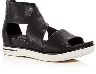 Eileen Fisher Sport Crisscross Sandals
