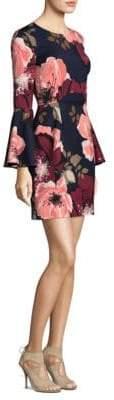 Trina Turk Floral-Print Dress