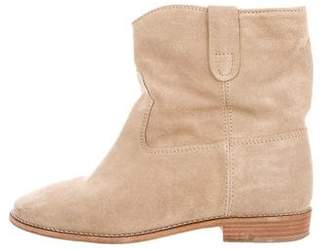 Isabel Marant Jenny Suede Ankle Boots