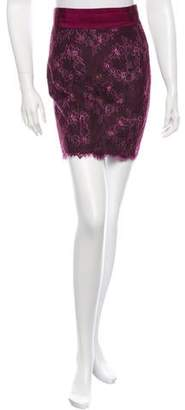 L'Wren Scott Lace Mini Skirt w/ Tags