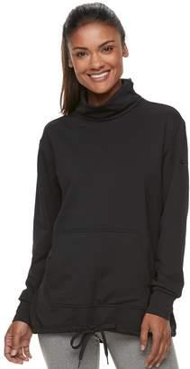 Nike Women's Dry Long Sleeve Cowl Neck Top