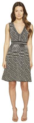 M Missoni Spacedye V-Neck Dress Women's Dress
