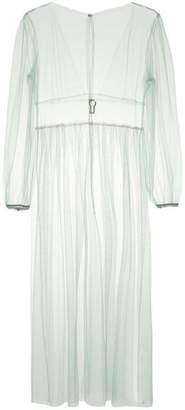 DAY Birger et Mikkelsen Tu Es Mon Trésor key hall tulle puff sleeve dress