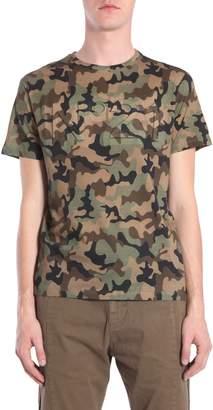 N°21 Camouflage Printed T-shirt