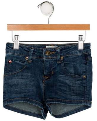 Hudson Girls' Denim Mini Shorts