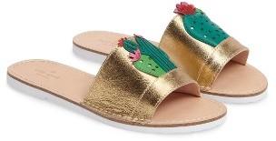 Women's Kate Spade New York Iguana Slide Sandal
