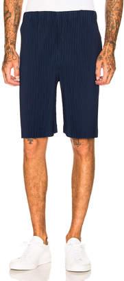 Issey Miyake Homme Plisse Pleated Short