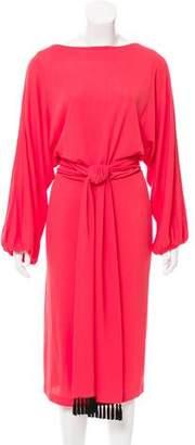 Etro Dolman Sleeve Knit Dress