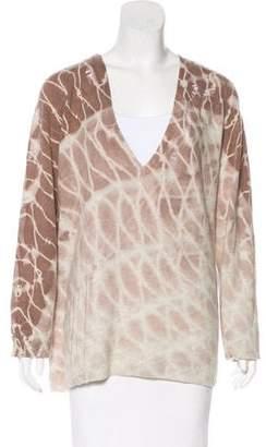 Raquel Allegra Wool & Cashmere Knit Sweater