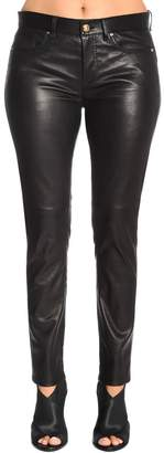Marina Rinaldi Leather Pants
