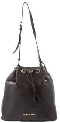 MICHAEL Michael Kors Leather Hobo Bags for Women - ShopStyle Canada 4a8e6bd7d7b41