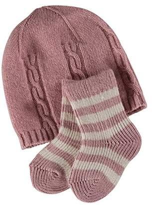 Falke Unisex Baby Baby Giftset Full Hat,(Manufacturer Size: 74-80)