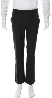 Veronique Branquinho Flat Front Dress Pants