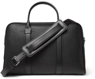 Tom Ford Buckley Full-Grain Leather Briefcase