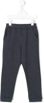Douuod Kids star print track pants