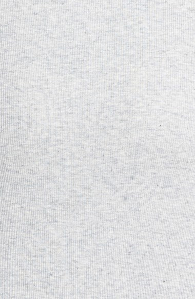 James Perse Cotton & Cashmere Rib Knit Tank Dress