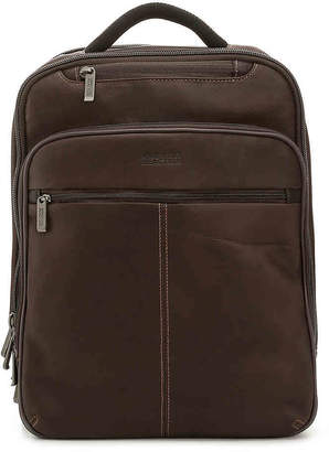 Kenneth Cole Reaction Columbian Leather Backpack - Men's