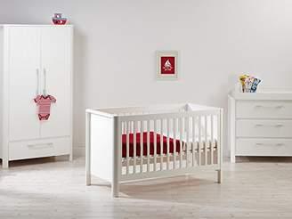 East Coast Nursery Furniture Set, Cotbed/Dresser/Wardrobe