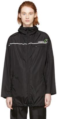Prada Black Nylon Tracksuit Jacket