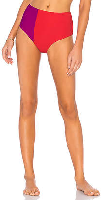 Alix Normandy High Rise Bikini Bottom