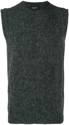 Howlin' Yatch trip knitted vest